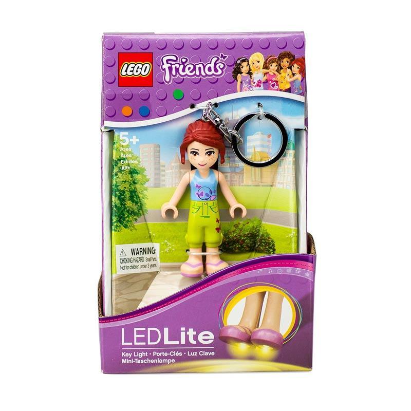 LEGO LEDLITE Friends Mia LGL-KE22M Gantungan Kunci