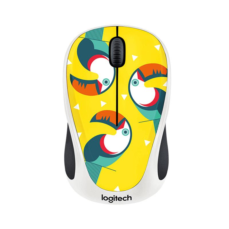 Logitech M238 Toucan New Wireless Mouse [910-004725]