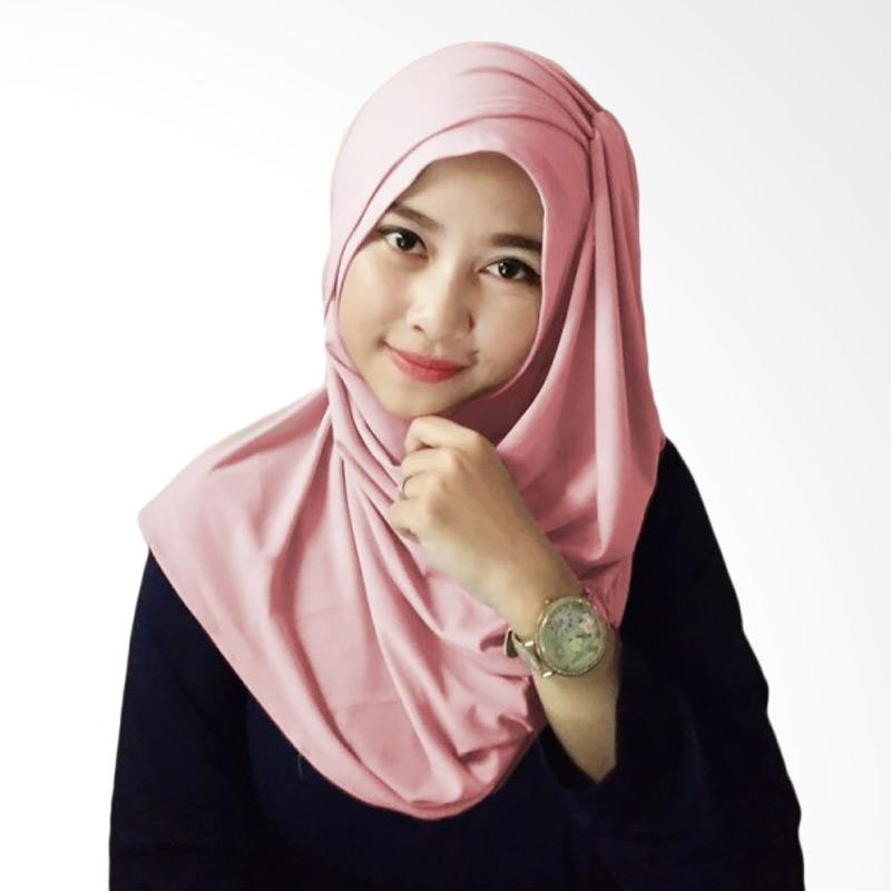 Milyarda Hijab Hana Kerudung - Dusty Pink