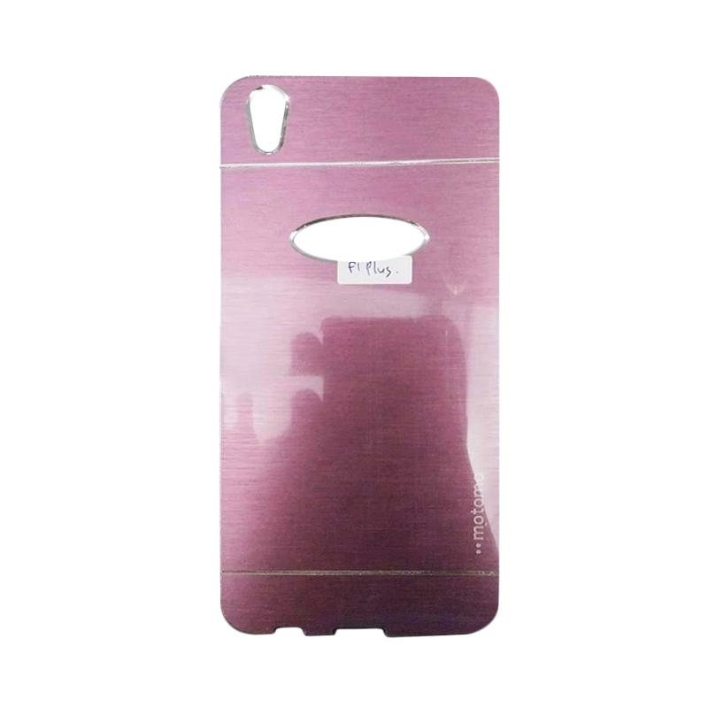 Motomo Hard Case - Oppo F1 Plus - R9 (Light Pink)