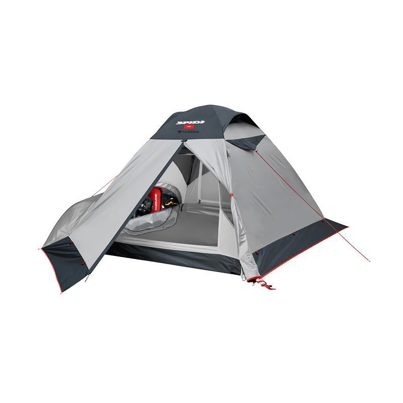 Spidi Expedition 103 Tent Tenda Outdoor - Grey