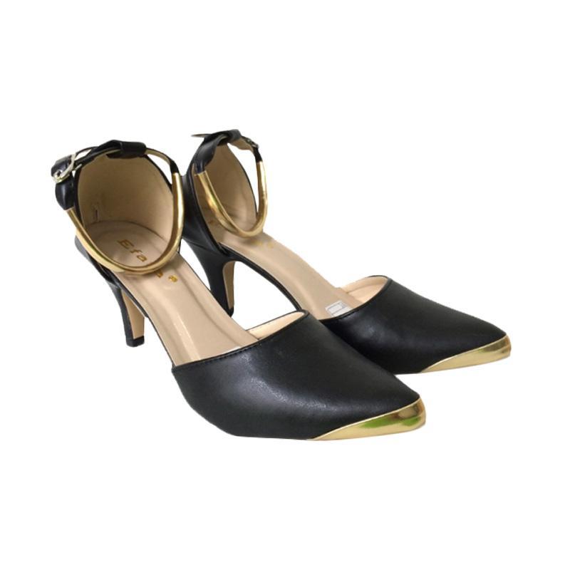 Fuboshoes Carissa Sepatu Wanita - Hitam