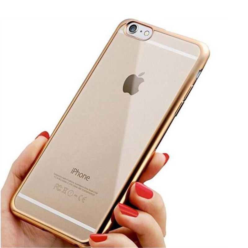 Likgus Tough Shield Casing for iPhone 7 - Gold