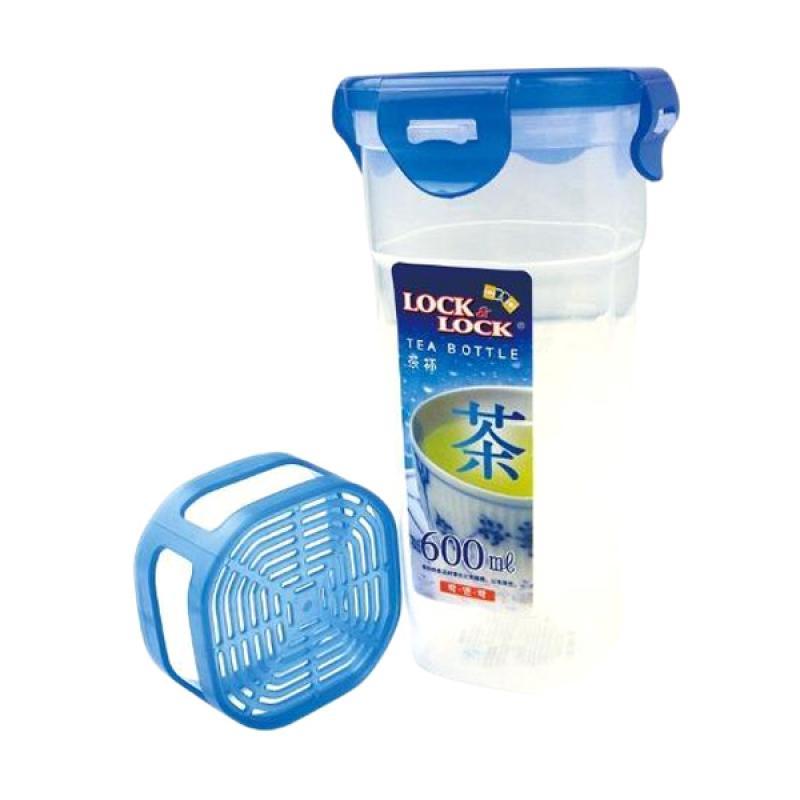 Jual Lock Lock Hpl938 Water Bottle Tea Bottle 600 Ml Murah