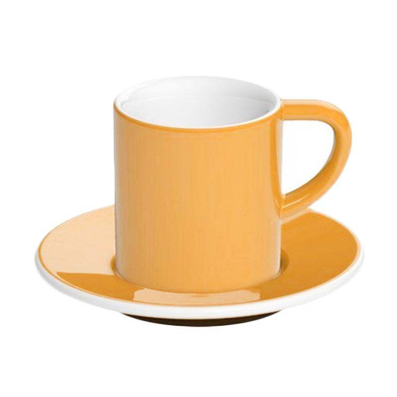 Loveramics Bond Espresso Gelas - Yellow [80 mL]