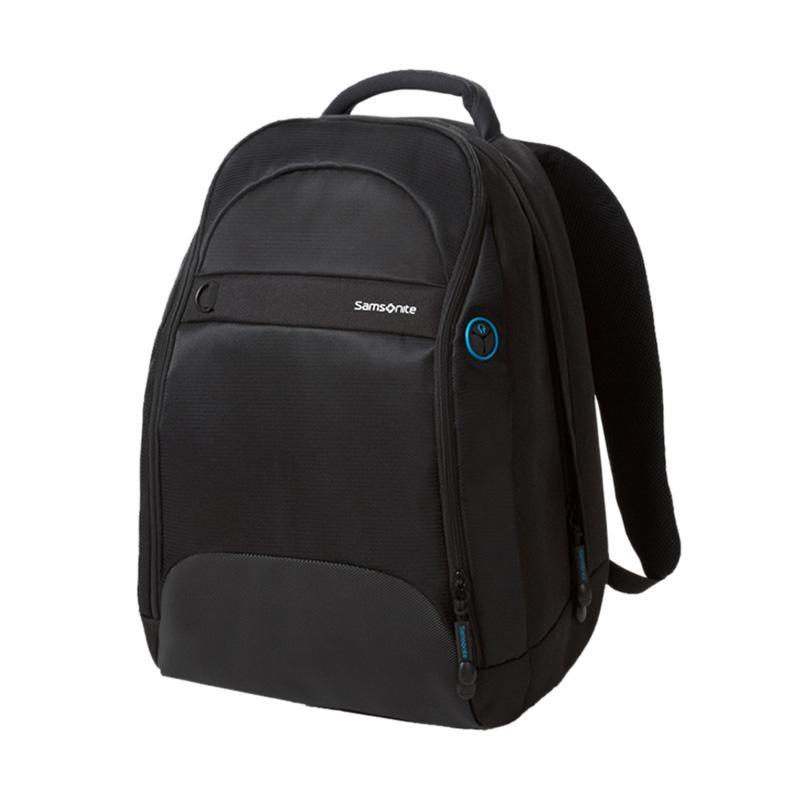 harga Samsonite Locus LP II-2 Comp Backpack - Black Blibli.com