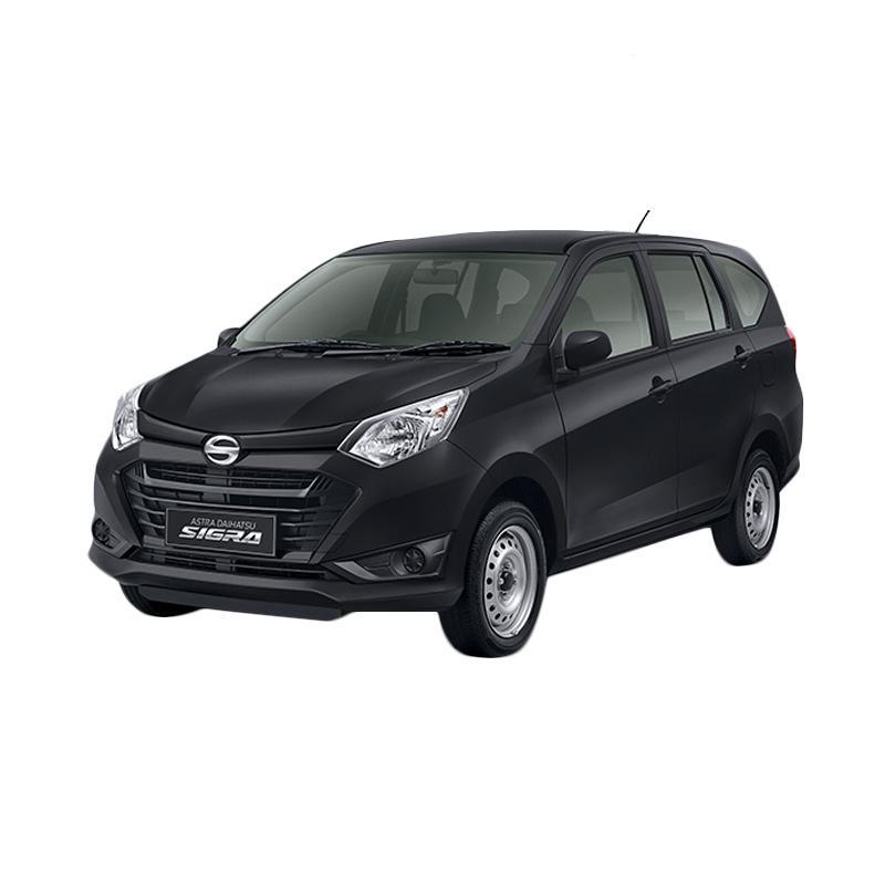 Daihatsu Sigra 1.0 D M/T Mobil - Ultra Black Solid