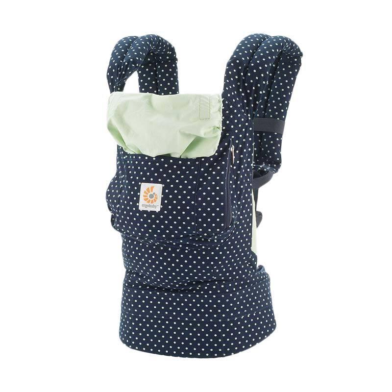 Ergobaby Indigo Mini Dots Baby Carrier