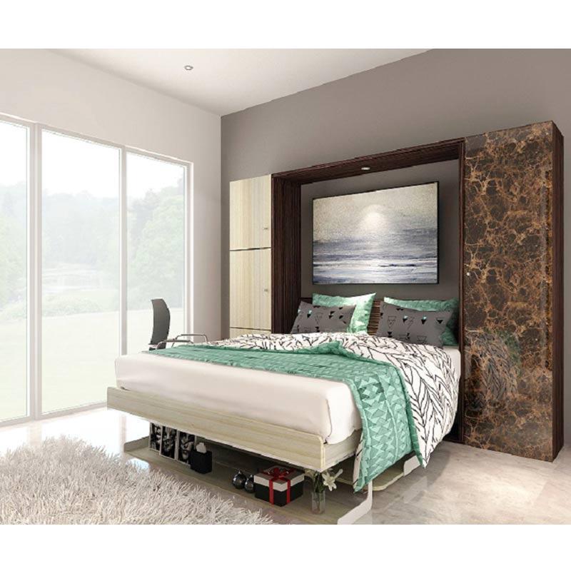 Futurnitur Worktable Bed dan 1 Lemari Bedroom Sets