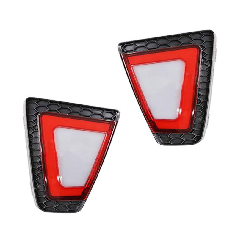 harga IMS Lampu Bumper LED for Honda All New Jazz 2014-2015 - Red Blibli.com