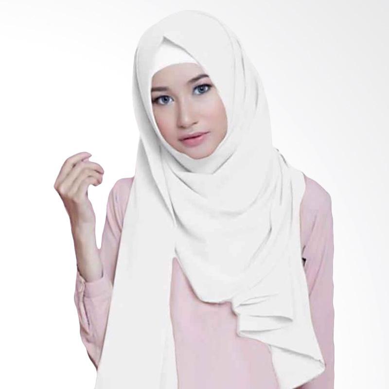 Kus Group Hijab Diamond Pashmina - Putih