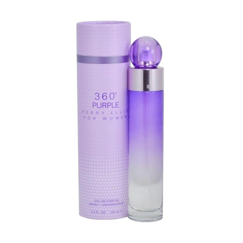 Perry Ellis 360 Purple EDP Parfum Wanita [100 mL]