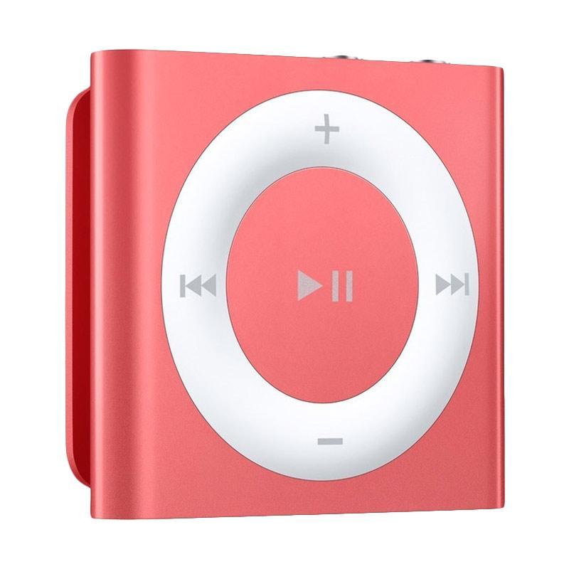 harga Apple iPod Shuffle MKMG2 Portable Player - Pink Blibli.com