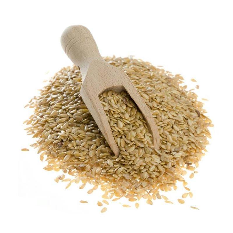 Choconola Golden Flaxseed Makanan Organik [1000 g]