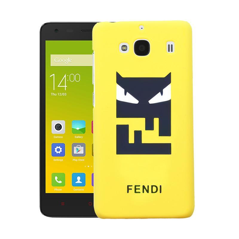 Fendi Givenchy C101 Hardcase Casing for Xiaomi Redmi 2