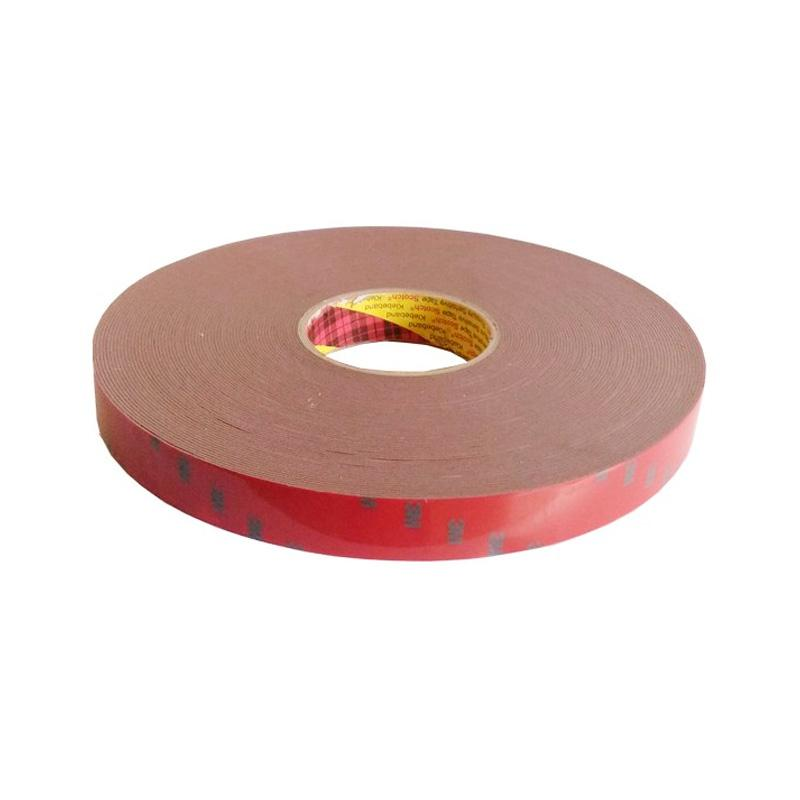 3M AFT Acrylic Foam Tape 5666 Double Tape Mobil [1.1 - 24 mm/33 m]
