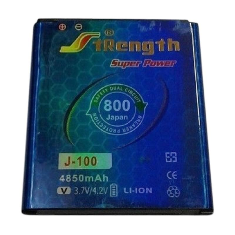Strength Double Power Batery for Samsung Galaxy J1 [4850 mAh]