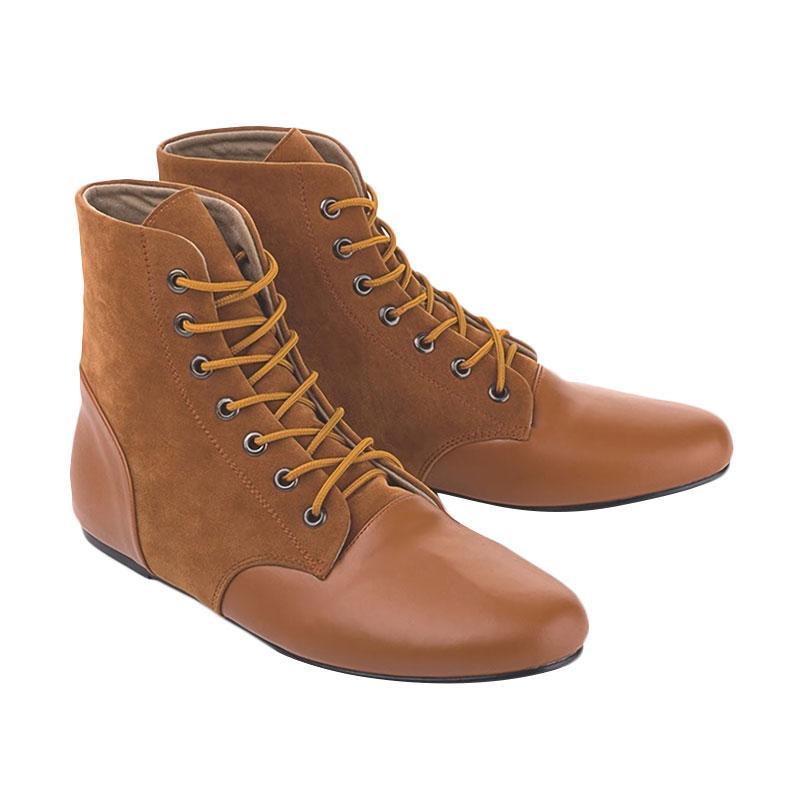 Blackkelly LMV 172 Sepatu Ankle Boots Wanita