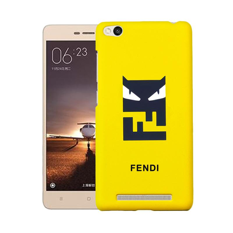 Fendi Givenchy C101 Hardcase Casing for Xiaomi Redmi 3
