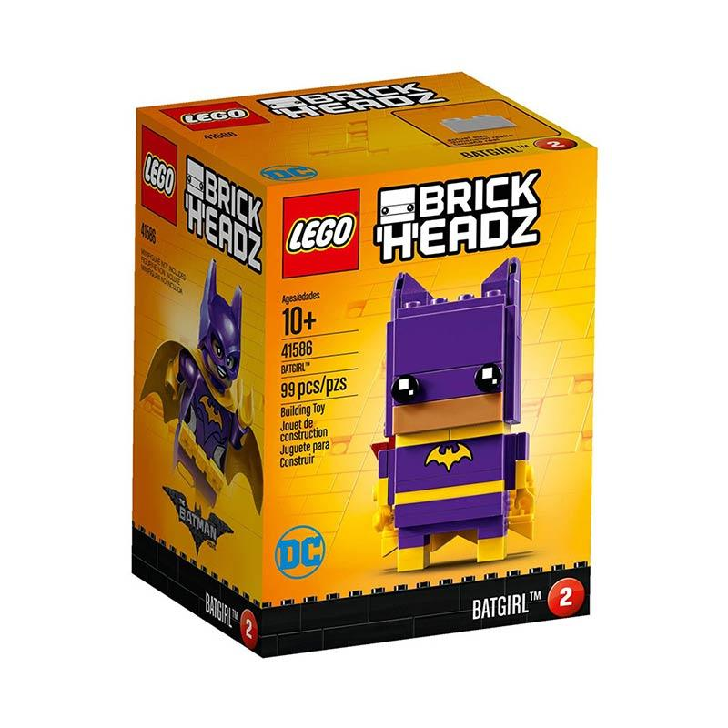 Lego Brick Headz 41586 Batgirl Blocks & Stacking Toys