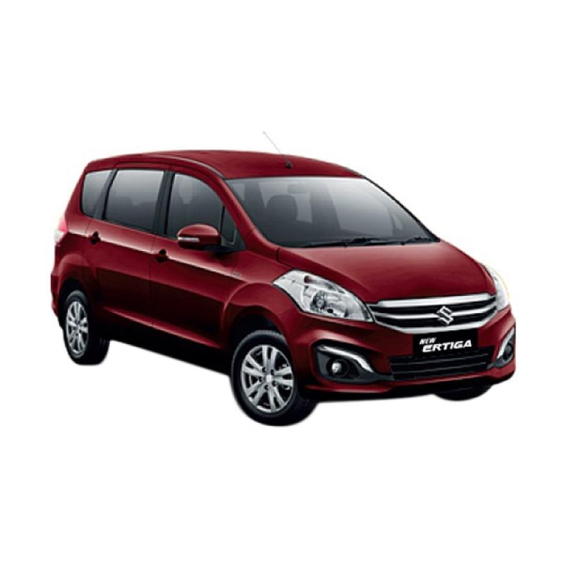 harga Suzuki New Ertiga 1.4 GA M-T Mobil - Radiant Red Pearl Blibli.com