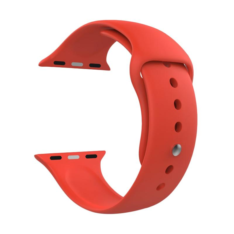 LOLLYPOP Strap Sports Band for Apple Watch 38mm - Water Melon