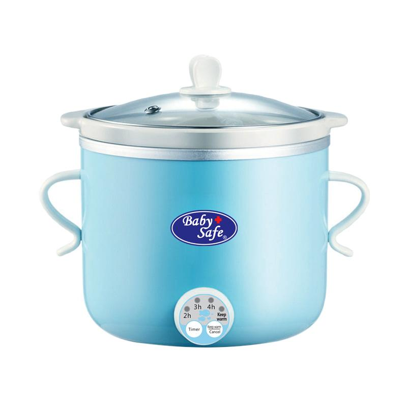 BabySafe LB 007 Slow Cooker with Timer & Warmer