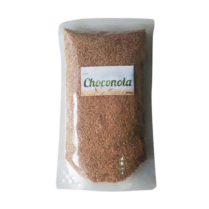Choconola Golden Flaxseed Makanan Organik [500 g]