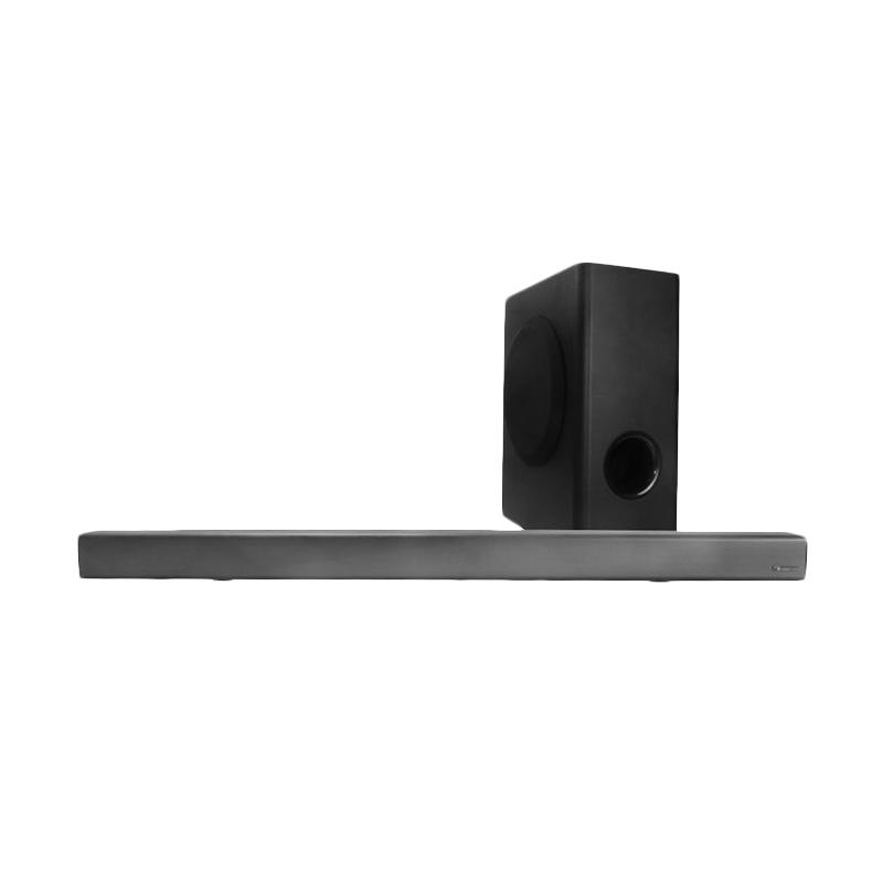 Nakamichi 6w Sound Station Soundbar - Grey