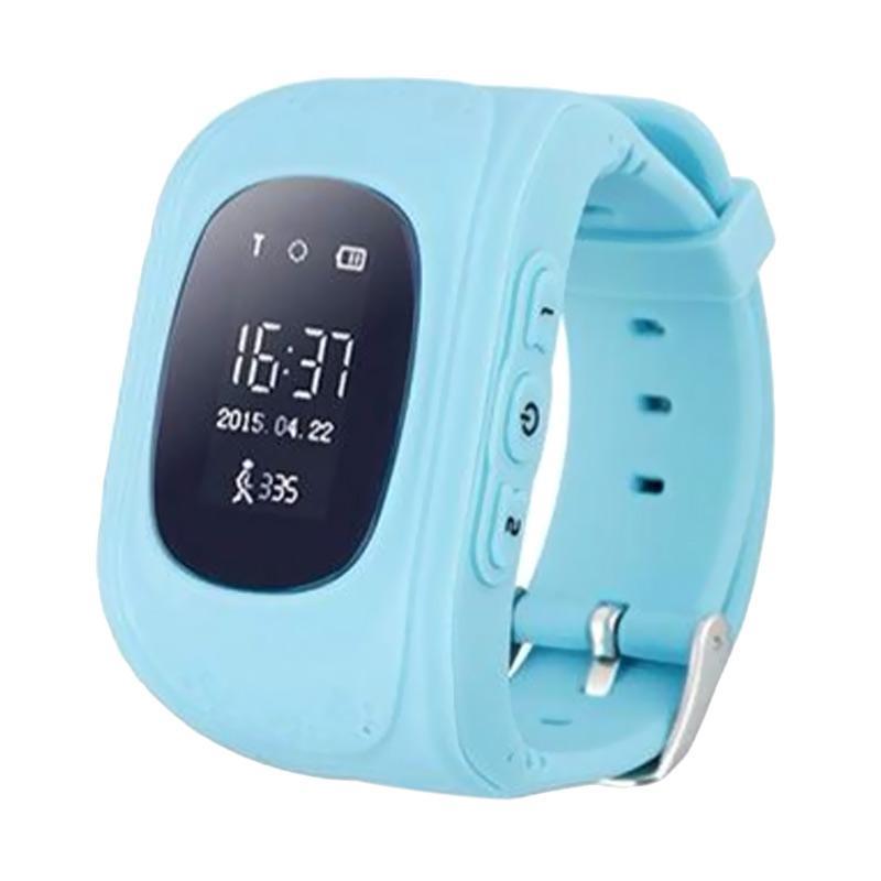 uWatch M20 GPS Smartwatch Jam Tangan Anak - Blue