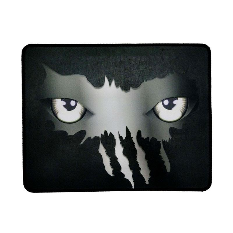 Warwolf Large Mata Gaming Mouse Pad - Putih