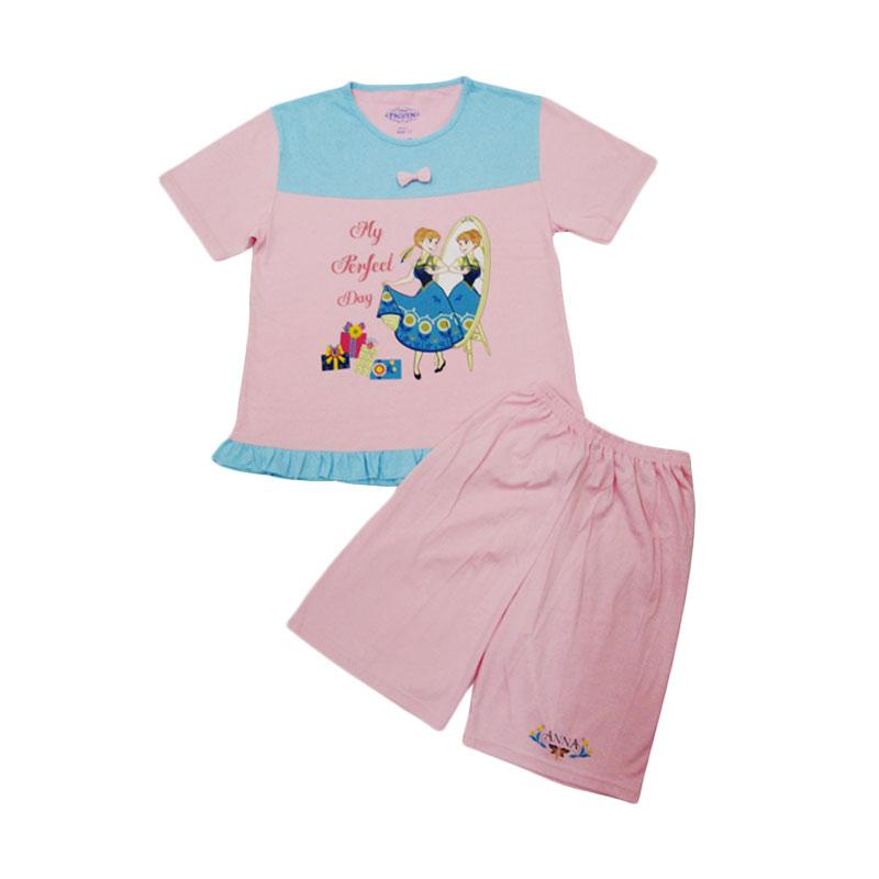 Wonderland Pajamas Disney Pink Frozen