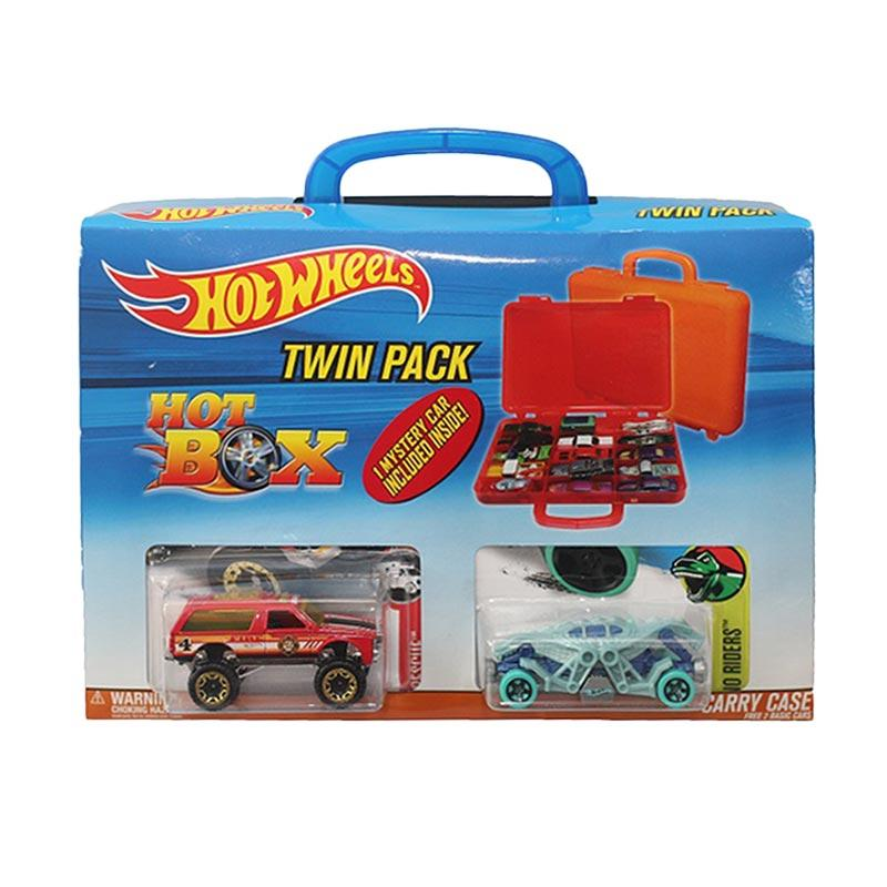 ... Tempat Mobil Twin Pack Hot Box isi 2 - Multicolour. Source · Wheels Twin Pack Carry Case Source · Hot Wheels Twin Pack Hot Box Carry Case Diecast