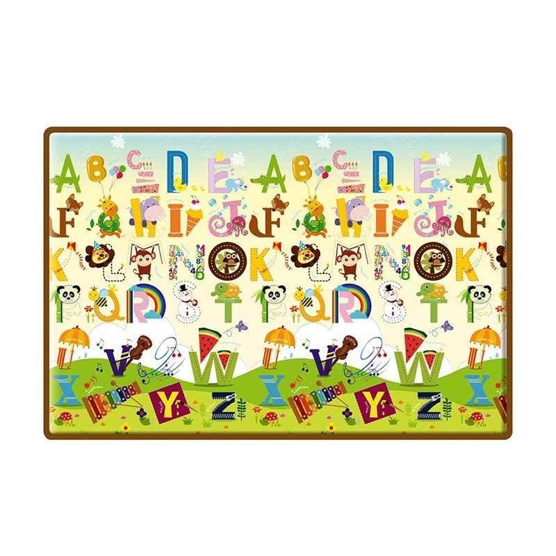 Parklon PE Roll Safari Birthday Play Mat Tebal 1,5 cm [Size L /