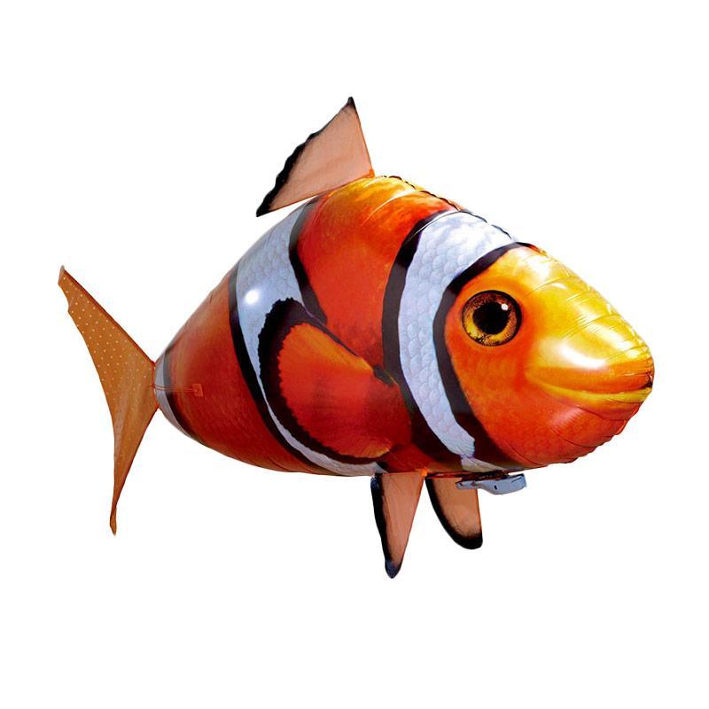 harga St4rshop Air Swimmer Flying Fish Nemo Mainan Remote Control Blibli.com