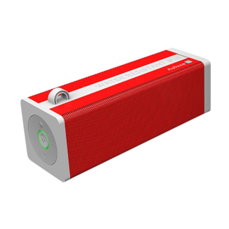 Auluxe X5B Portable Bluetooth Speaker - Red