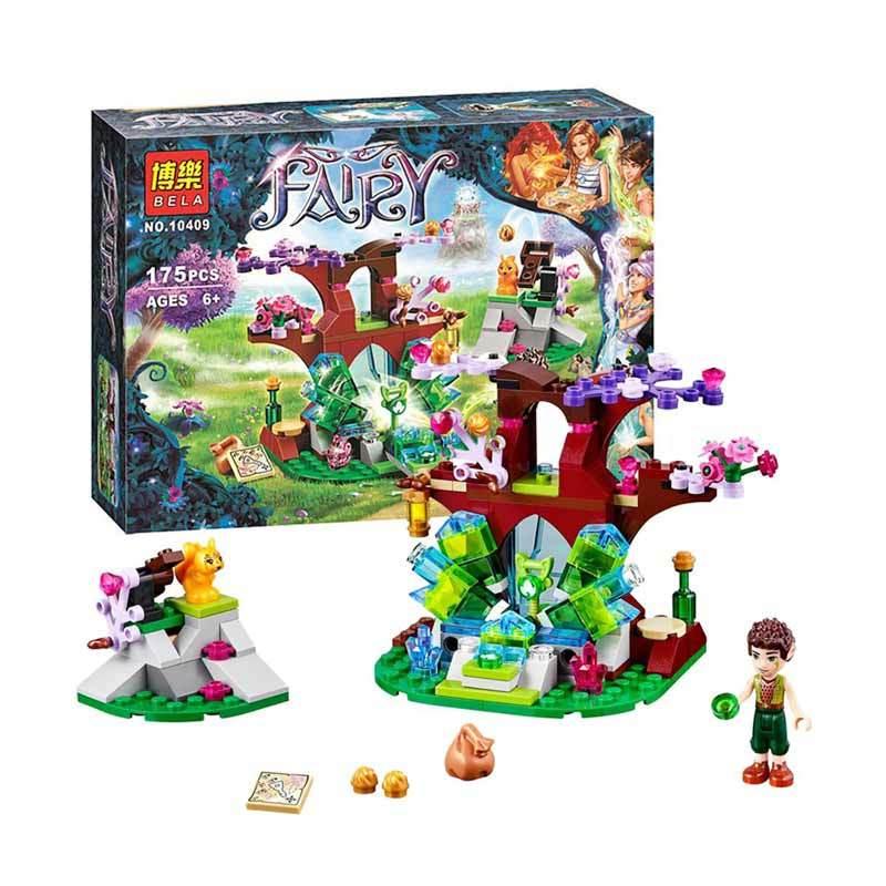 Bela Lego Exclusive Fairy Tale Edition Mainan Anak
