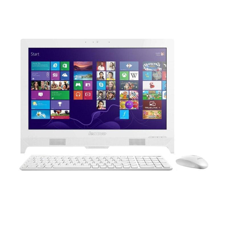 Lenovo AIO 300-20ISH F0BV0012ID Desktop PC [i3-6100T/4GB/500GB/DOS]
