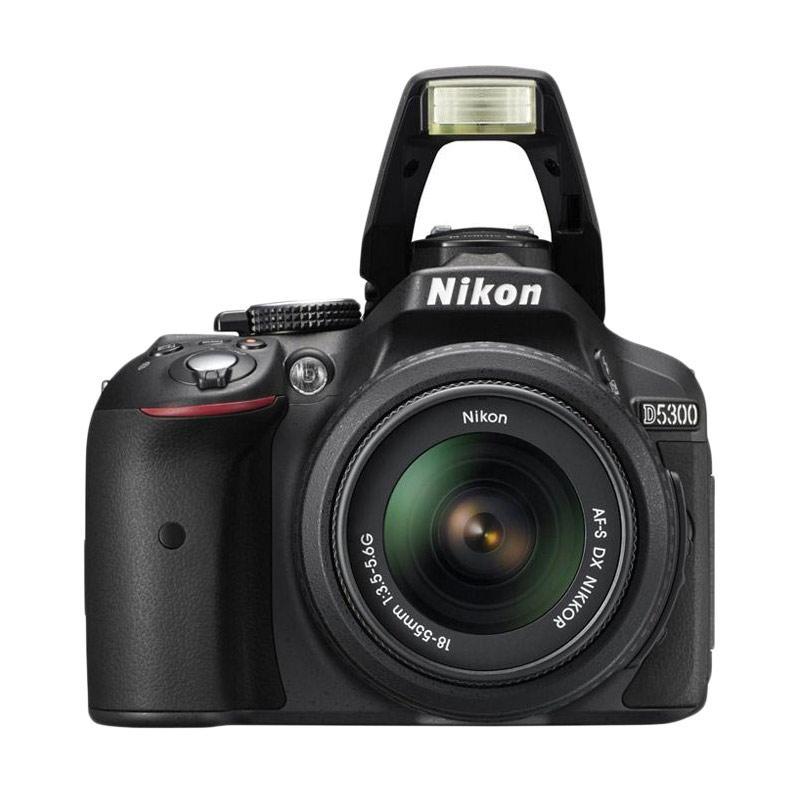 Nikon D 3400 Kit AF-P 18-55 VR