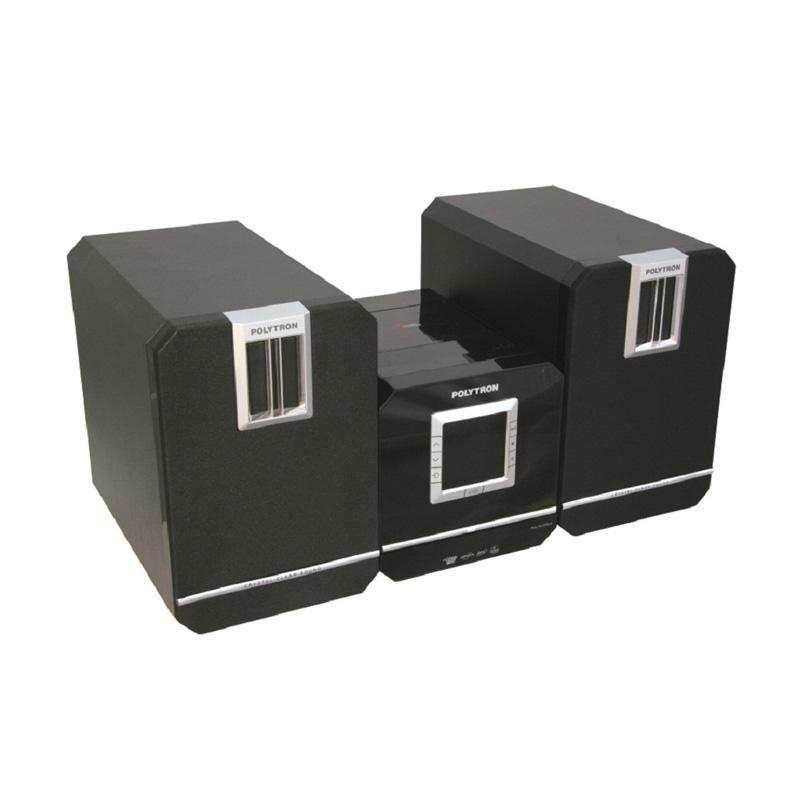 harga POLYTRON Xcel Micro XL 1000 HiFi System Blibli.com