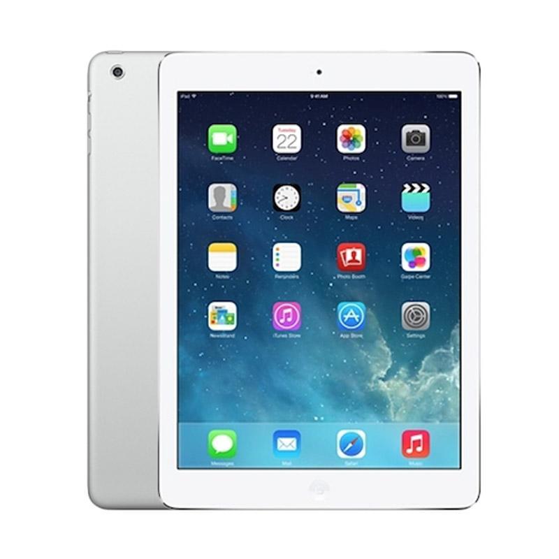 harga Monday Momsday - Apple iPad Mini 4 64 GB Tablet - Silver [Wifi + Cellular] Blibli.com