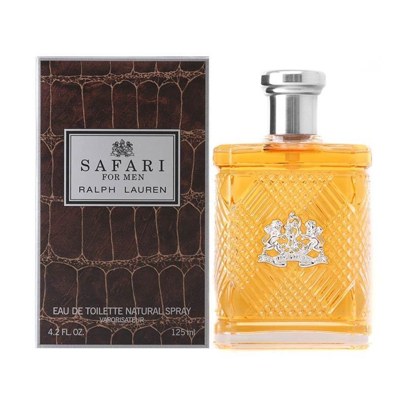 Ralph Lauren Safari EDT Parfum Pria [125 mL]