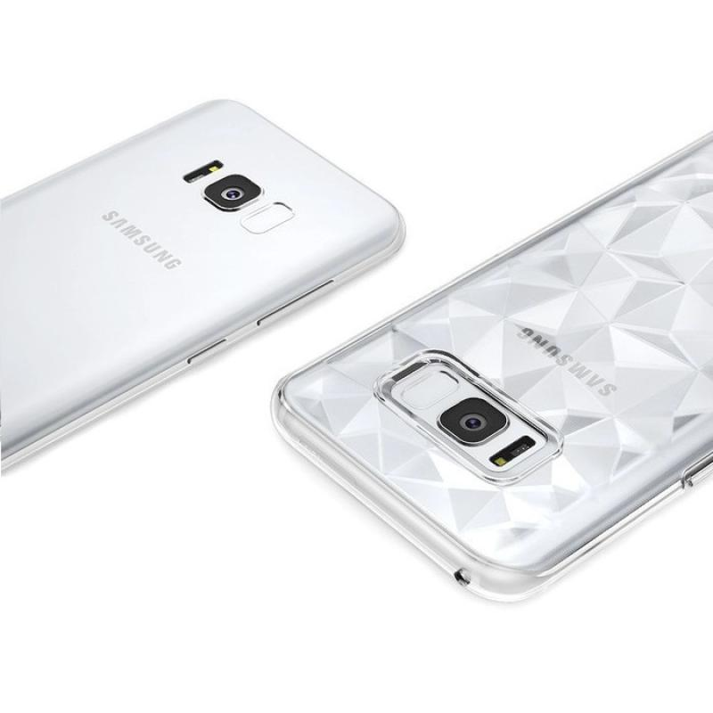 Jual Ringke Air Prism Casing For Samsung Galaxy S8 Clear Online November 2020 Blibli Com