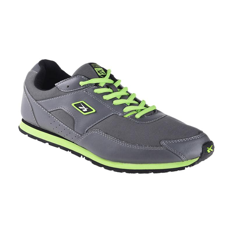 Spotec Stuart Running Shoes - Grey Green