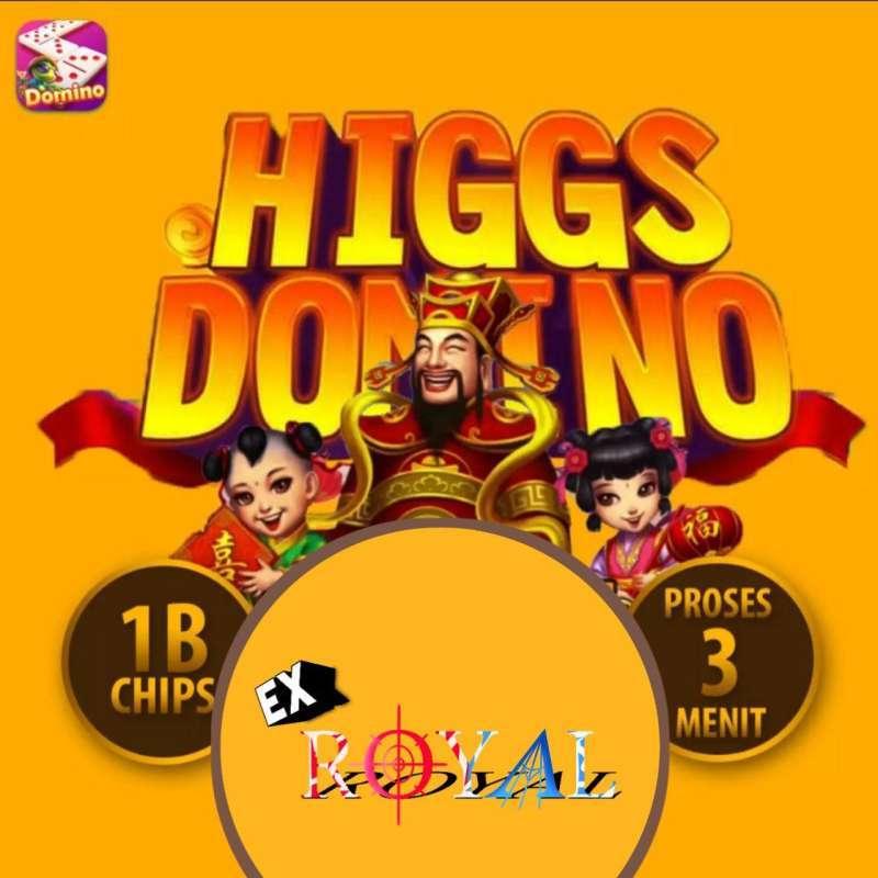 √ Koin Md Chips Higgs Domino Island 1b Terbaru September 2021 harga murah -  kualitas terjamin   Blibli