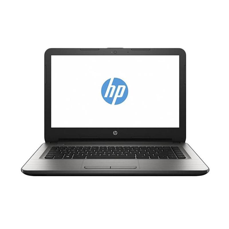 "HP 14-BS011TX Natural Notebook - Silver [Intel core i5-7200U/4GB/1TB/AMD RADEON 520 2GB/14""/WIN 10]"