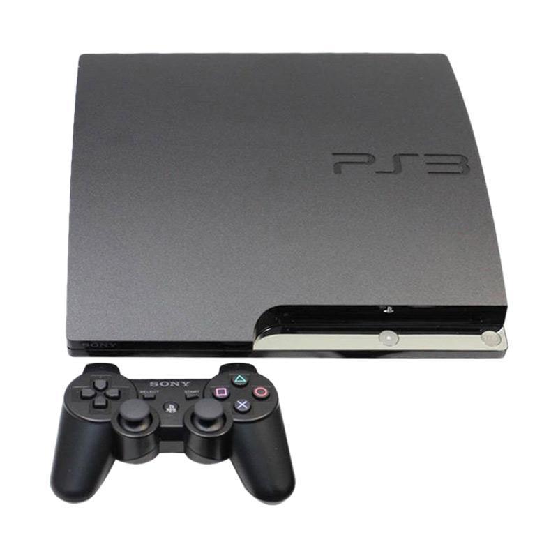 SONY Playastation 3 Slim Full Games Game Console [160 Gb]