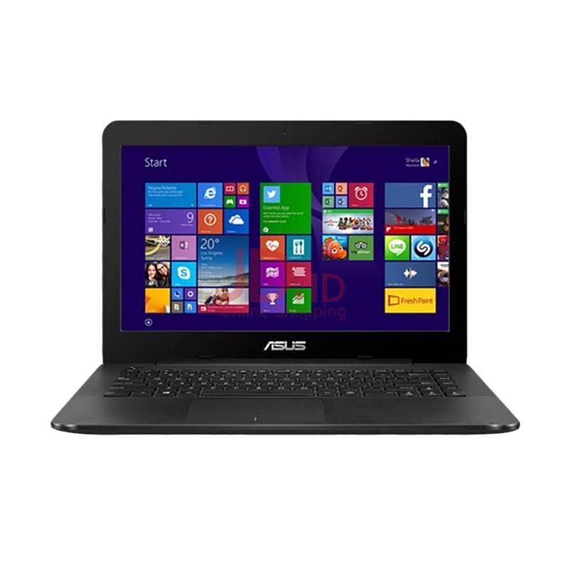 "Asus X454YA-EX101D Notebook - Black [14""/ E1-7010/ 500GB/ 2GB/ DOS]"