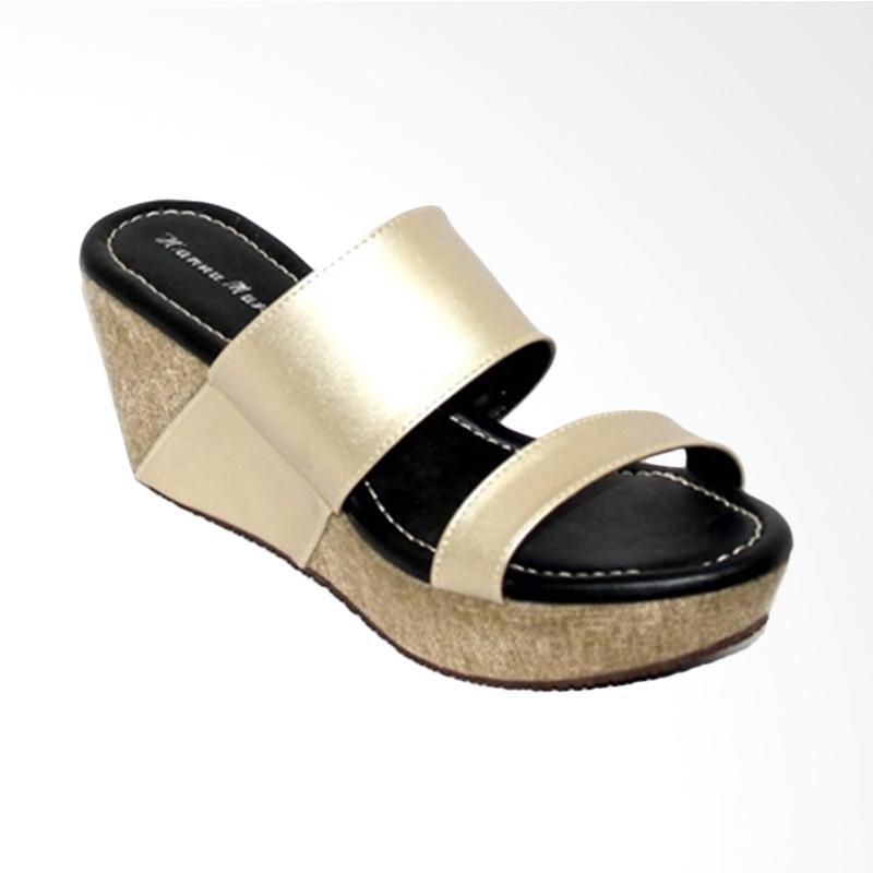 harga Marlee HM-02 Hanna Wedges Sandal Blibli.com