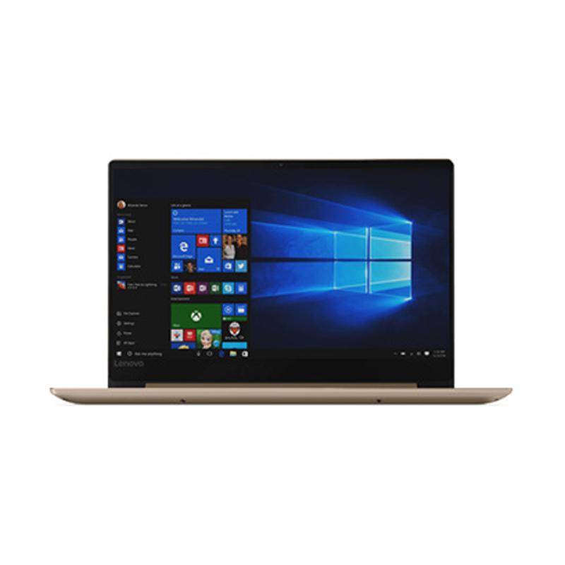 harga WEB_LENOVO IDEAPAD 720S-14IKB-0XID Notebook - Gold [i7-7500U/8 GB/512 GB/940MX 2 GB/14